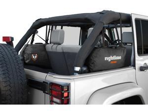 Rightline Gear Side Storage Bags - Black