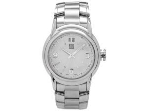 ESQ by Movado Mens Date Displayed Stainless Steel Band Watch 7301224