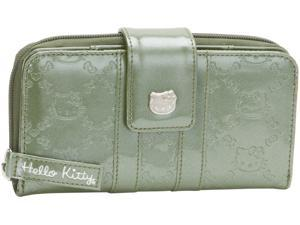 Loungefly Hello Kitty Patent Chive Embossed Wallet