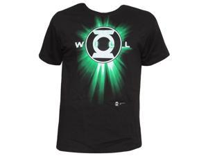Officially Licensed DC Comics Will Green Lantern T-Shirt, S