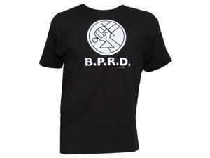 Officially Licensed Dark Horse Comics Hellboy BPRD T-Shirt, S
