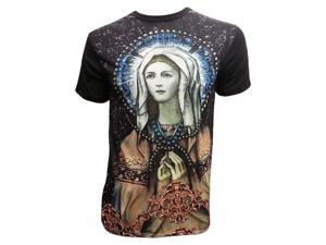 Konflic Holy Woman Muscle T-Shirt - Large