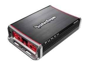 Rockford Fosgate PBR300X4 300 Watt 4-Channel Amplifier for Compact Sub Systems