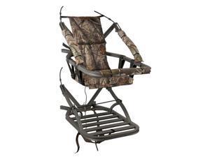 Summit Viper SD 81080 Self Climbing Treestand 300 Lbs - Bow & Rifle Deer Hunting