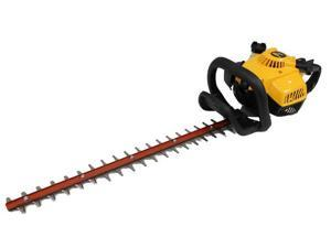 "Poulan Pro PP2822 28cc 22"" Gas Powered Dual Action Hedge Trimmer Clipper Saw"