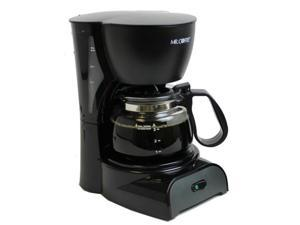 MR.COFFEE DR5-NP 4-Cup Drip Coffeemaker - Black