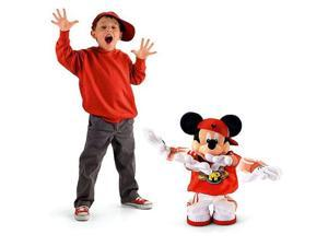 Fisher Price Disney Master Moves Mickey Mouse M3 Dance Doll | W5129