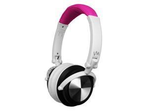 VM Audio SRHP3 Stereo MP3/iPhone iPod Over Head On Ear DJ Headphones