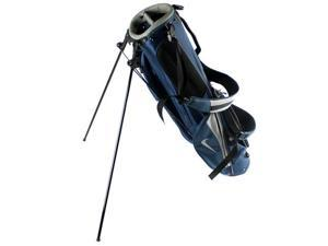 Nike Golf Adult Sunday Carry & Stand Lightweight Golf Bag w/ Straps – Black