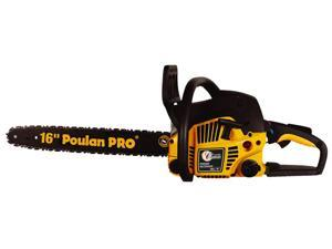 "Poulan Pro PP3816A 16"" Bar 38cc 2 Cycle Gas Powered Tree ChainSaw Chain Saw"