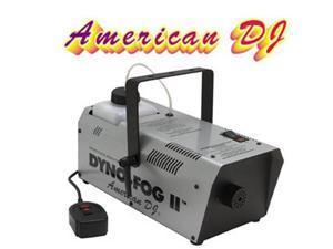 AMERICAN DJ DYNO-FOG II Effect Machine 1000W w/Remote