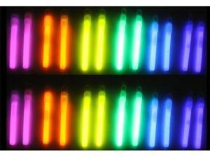 "288) 4"" Light Party/Fun Glow Sticks 6 Colors"