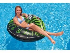INTEX River Rat Inflatable Floating Tube Raft - 68209E