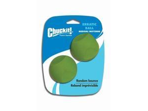 Chuckit! Erratic Ball - Medium (2 PACK)