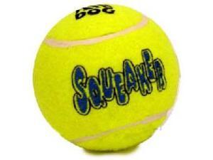 Kong Company Squeaker Tennis Ball, Large - AST1B