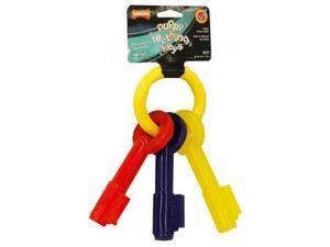 """Nylabone Puppy Teething Keys – LARGE (7.75"""")"""