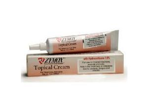 Zymox Cream without Hydrocortisone (1 oz)