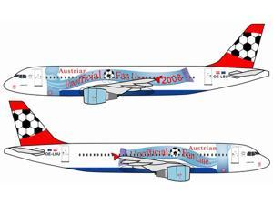 1/400 Austrian Airlines A320 ~ OE-LBU (Airline)