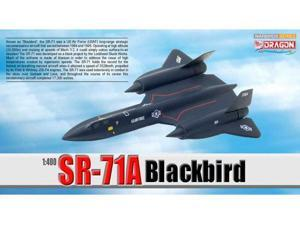 1/400 SR-71 A Blackbird (Military)