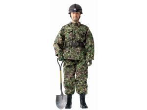 "1/6 ""Kentaro Kogure"" (Sergeant) - JGSDF Infantry, Disaster Relief Operation - Li"