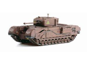 1/72 Churchill Mk. IV, A' Sqd. North Irish Horse, Tunisia 1943