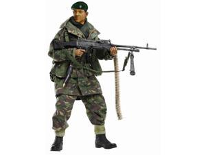 "1/6 ""Dhak Gurung"" (GPMG Gunner) - Gurkha Infantry, 1st Battalion, 7th Duke of Ed"