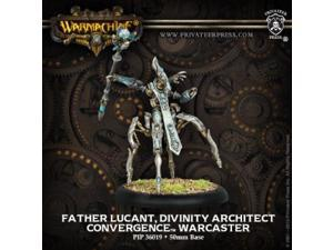 Warmachine: Convergence of Cyriss Father Lucant