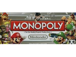 Nintendo Monopoly 2010 Collector's Edition