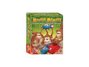 Monkey Memory A Quick-thinking Logical Memory Game!