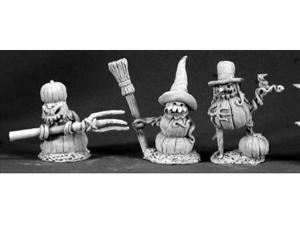 Dark Heaven Legends: Pumpkin Horrors (1)