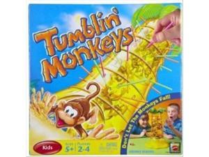 Tumblin Monkeys Game