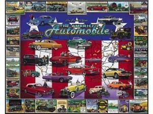 American Auto History Puzzle