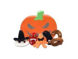 GIANTmicrobes Halloween Mini Microbe Box