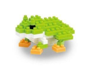 Nanoblock Green Tree Frog