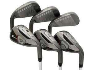 NEW Callaway Big Bertha 5-PW Irons Speedstep 80 Steel Regular - 2015