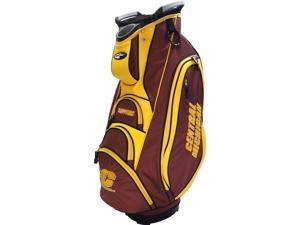 NEW Central Michigan University Victory Cart Bag 10-way Top CMU by Team Golf
