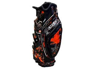 NEW OGIO Golf Pisa Cart / Carry Bag Rock & Roll Limited Edition Retail $220