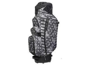 NEW Ogio USA Special Ops Cart / Carry Golf Bag 2016 Stars and Stripes