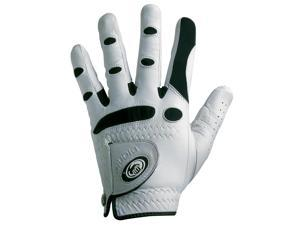 3 NEW Bionic StableGrip Mens Leather Golf Gloves Left Hand Regular Size Large L