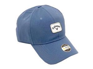 NEW Callaway Label 82 Fitted Golf Hat UV Coating Size L/XL Light Blue