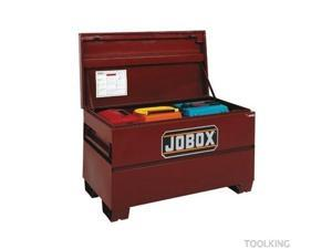 "Jobox Steel Industrial Site Vault 48"" X 24"" X 27.3/8"""