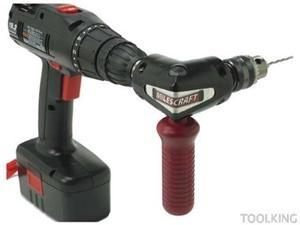 Milescraft 1390 Drill90 Right Angle Drilling and Driving Power Drill Attachment