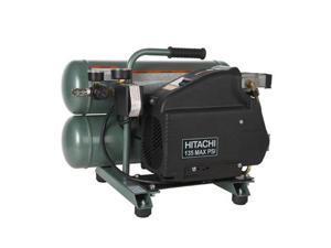 EC89 4 Gallon 1.35 HP Oil-Lubricated Twin Stack Air Compressor