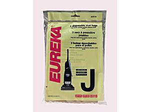Eureka 61515C-6 3 Count Eureka Type J Vacuum Bags