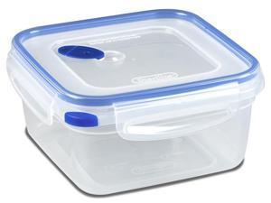 Sterilite 03324706 5.7-Cup Square Ultra-Seal Container