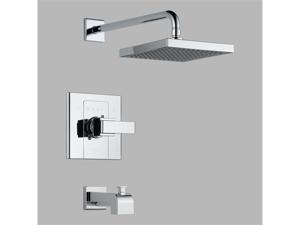 Delta T14486-SHQ Urban - Arzo Chrome Monitor 14 Series Tub/Shower Trim