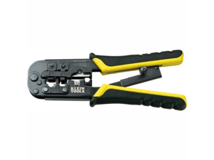 Klein VDV226-011-SEN Ratcheting Modular Cutter/Stripper/Crimper