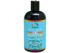 Rainbow Research, SHAMPOO, HENNA HIGHLIGHT - 12 OZ