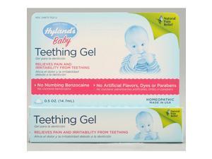 Baby Teething Gel .5 Oz by Hylands Homeopathic (1 Each)