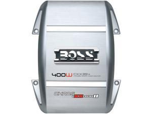 BOSS AUDIO CHAOS EXXTREME II SERIES 400W 4-CHANNEL AUDIO MOSFET POWER AMPLIFIER